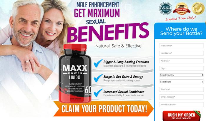 Maxx Power Libido review