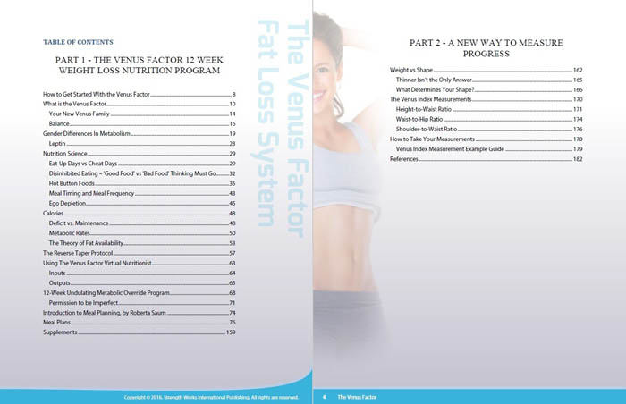 Venus Factor Review John Barban Weight Loss System For Women