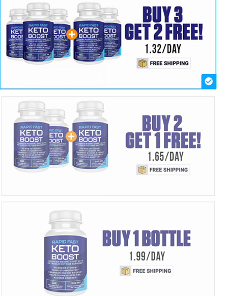buy rapid fast keto boost