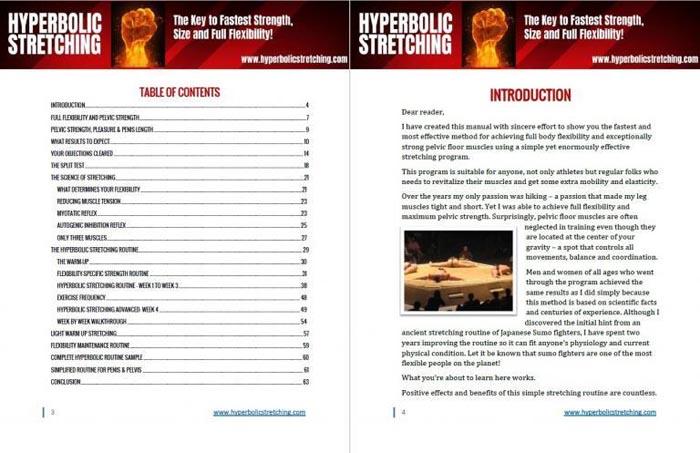 hyperbolic stretching book