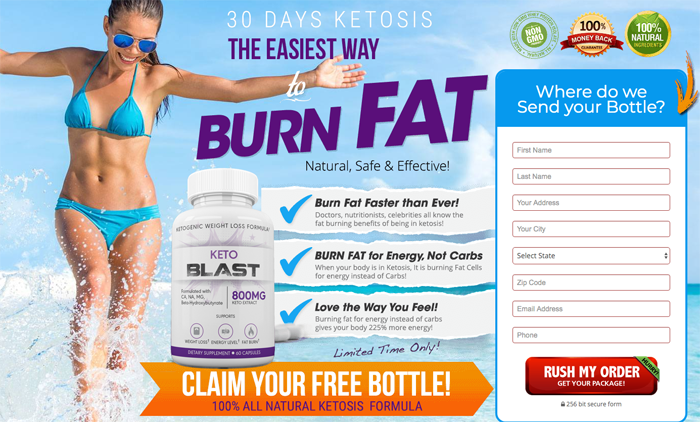 keto blast review