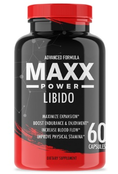 Maxx Power Libido Review Benefits Results