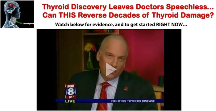 thyroid rescue 911 video