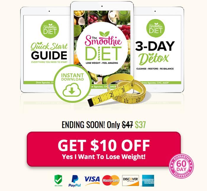 smoothie diet price