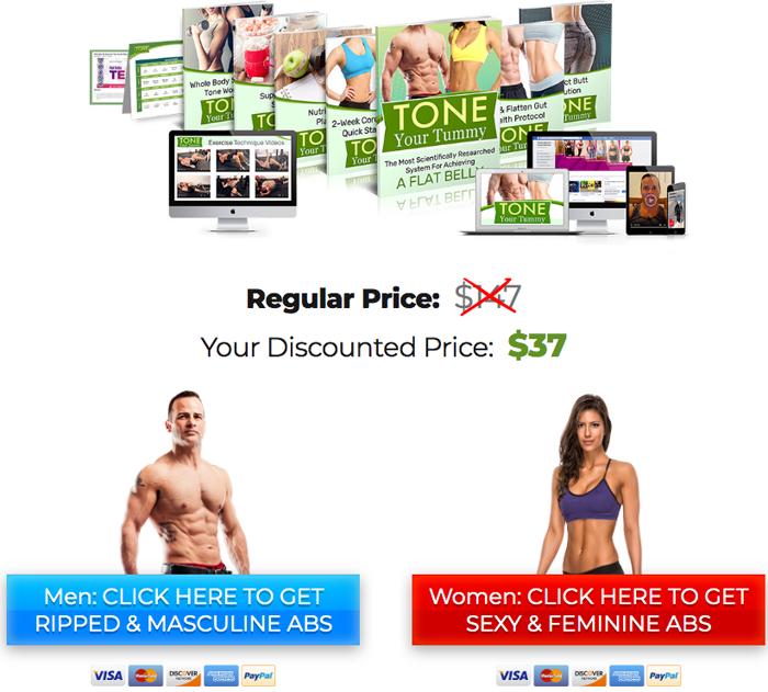 tone your tummy price