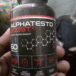 Alpha Testo Boost