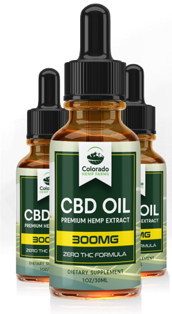 Colorado Hemp Farms CBD Oil
