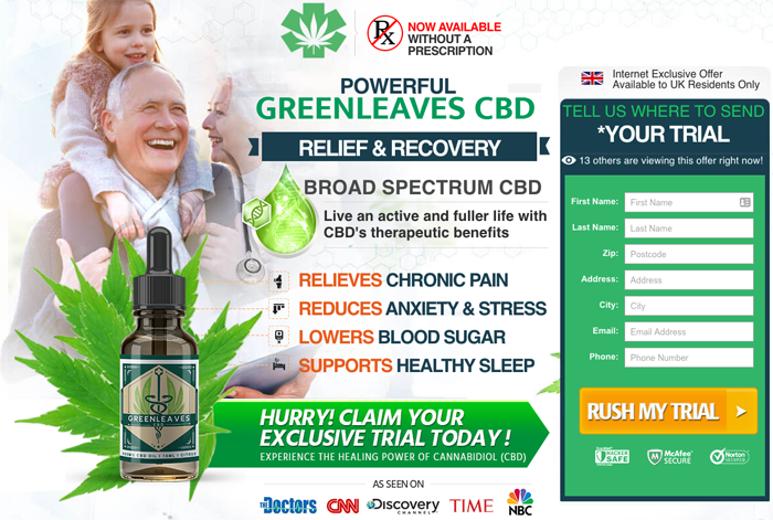 GreenLeaves CBD Review