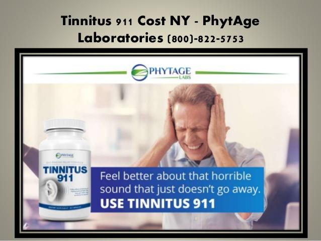 Phytage Labs Tinnitus 911