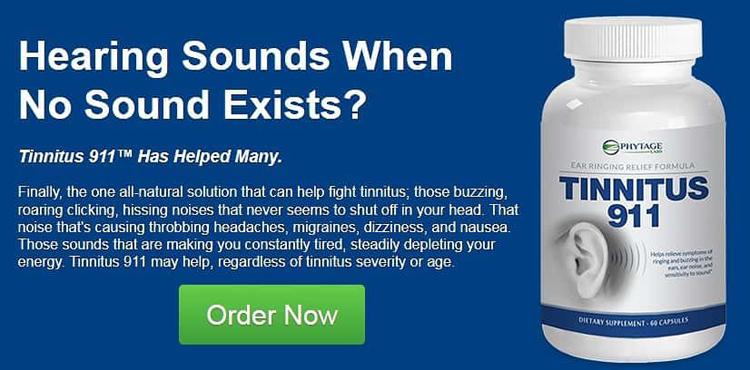 Phytage Labs tinnitus-911