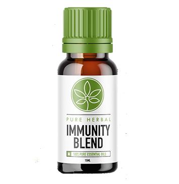 Pure herbal immunity blend