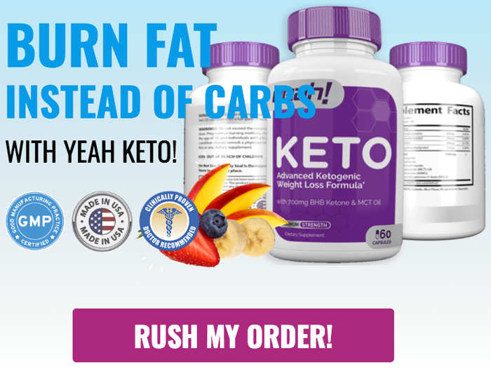 yeah keto diet review