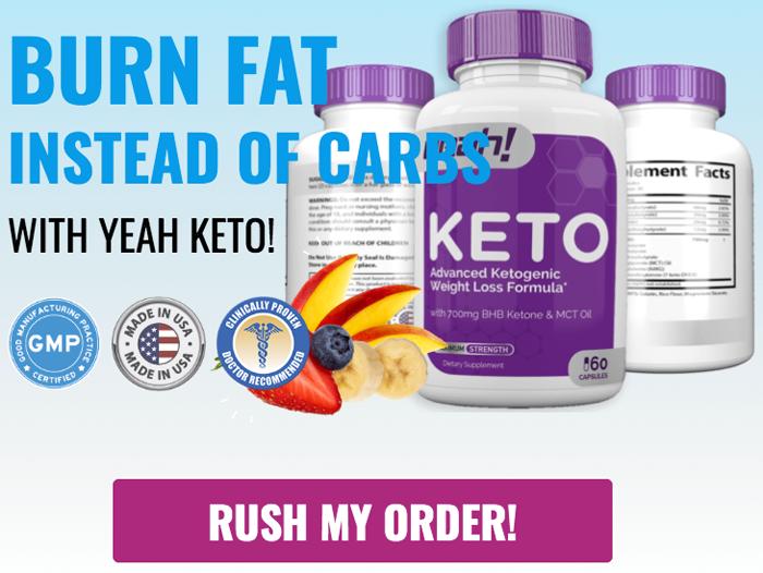 yeah keto diet review