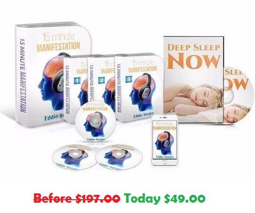 15 minute manifestation price