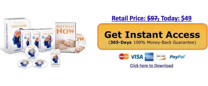 buy 15 minute manifestation