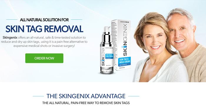 Skingenix review