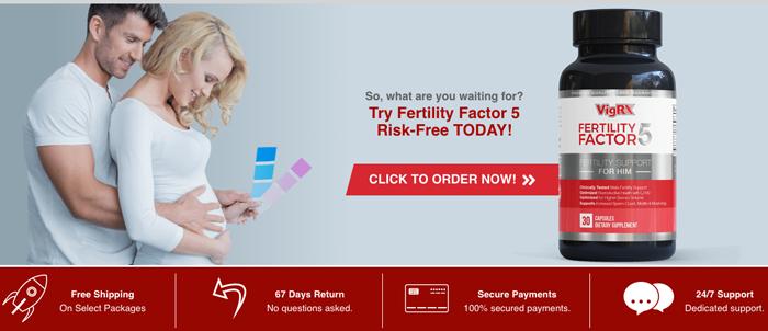 vigrx fertility factor 5