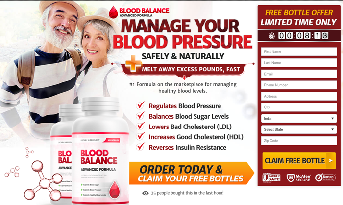 Blood Balance Advanced Review