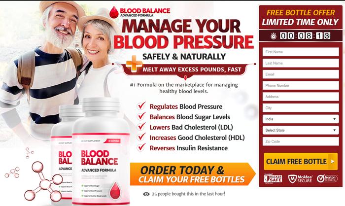 Blood Balance Advanced Review