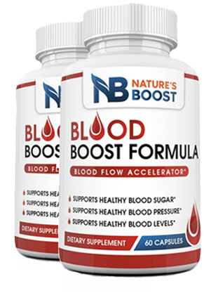 Nature's Boost Blood Formula