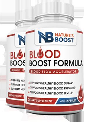 Nature's Boost Blood Formula