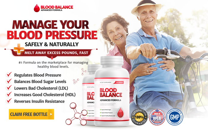 order Blood Balance Advanced