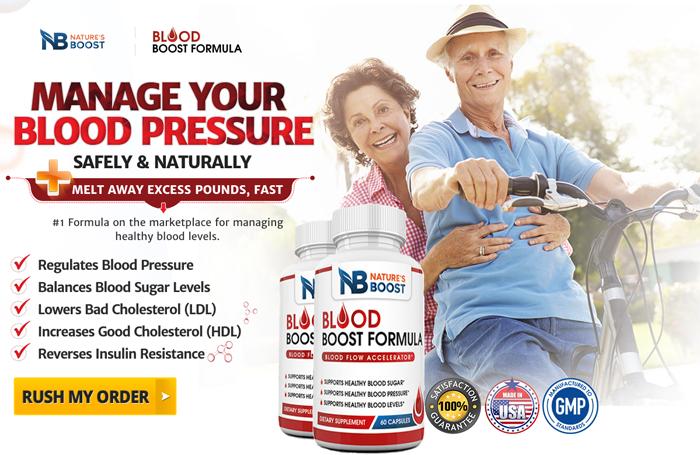order Natures Boost Blood Formula