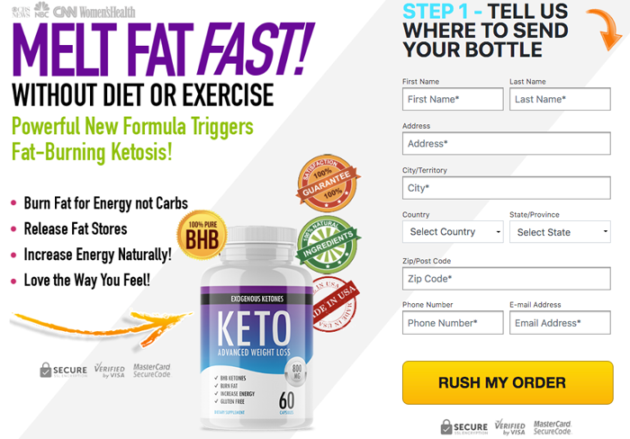 Advanced Keto Review