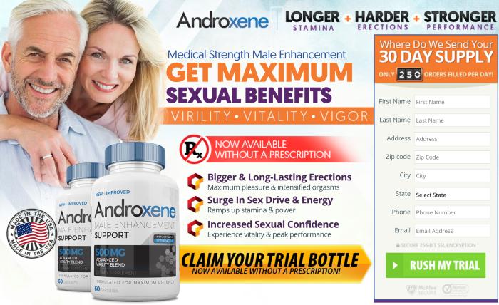 Androxene Male Enhancement
