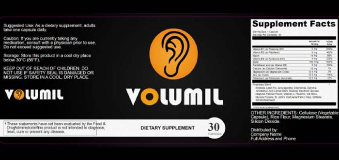 Volumil Supplement