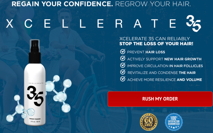 order Xcellerate 35