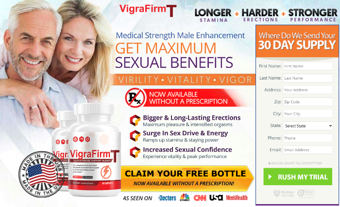 VigraFirm T Testosterone Review