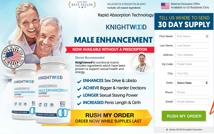Knightwood Male Enhancement Review