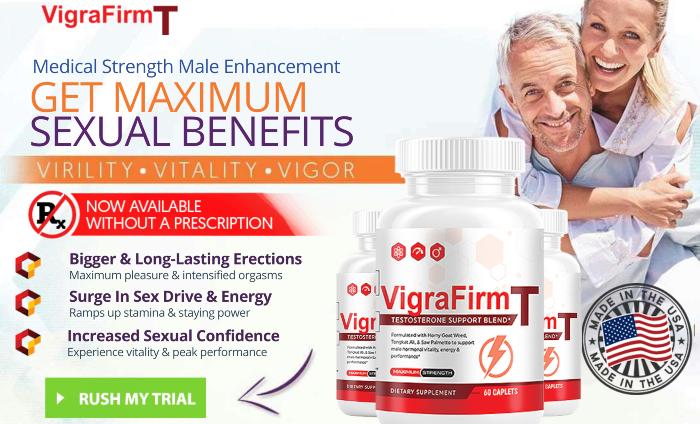 Order VigraFirm T Testosterone