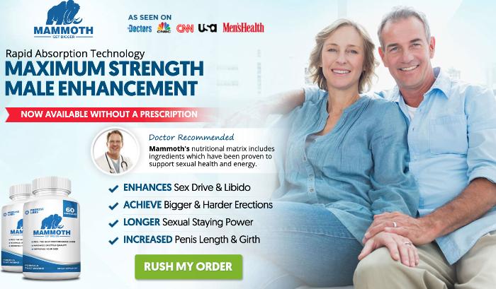 Order Mammoth Male Enhancement
