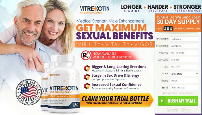 Vitrexotin review