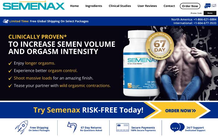 order Semenax