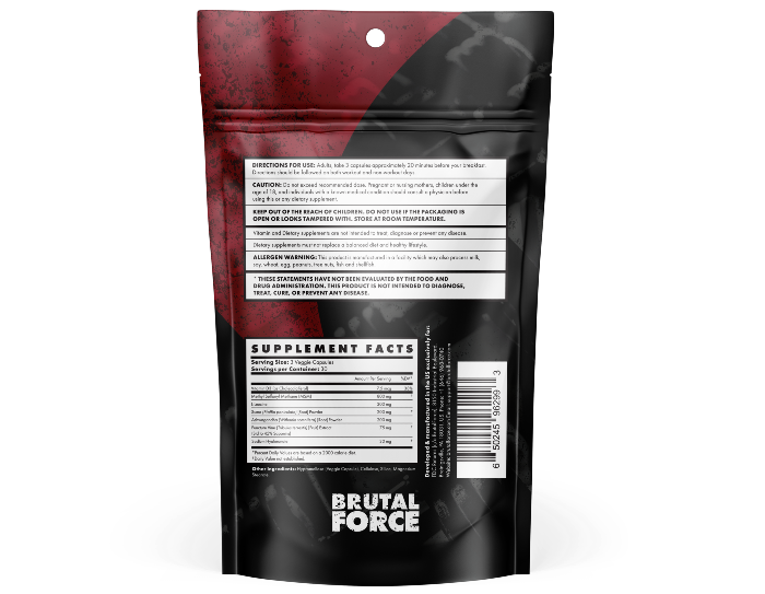 Brutal Force DBULK