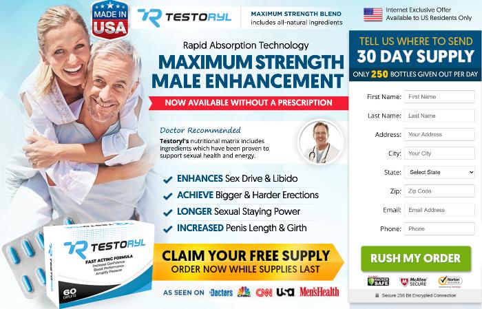 TestoRyl review