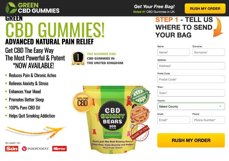 Green CBD Gummies Review